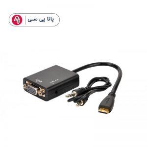 تبدیل HDMI به VGA صدادار