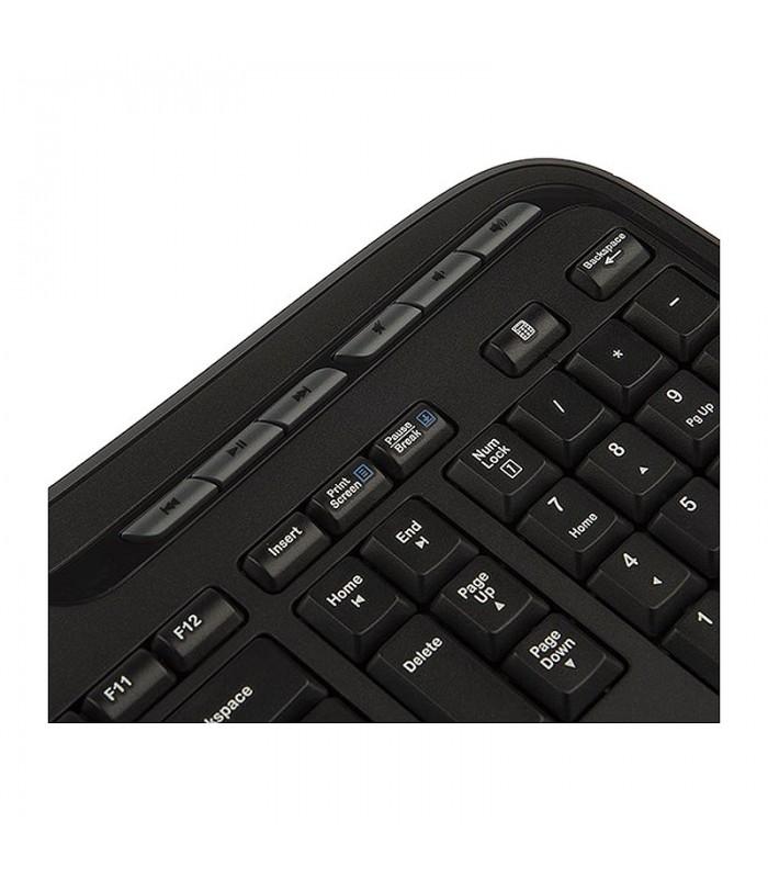 کیبورد و موس Logitech MK330 Wireless