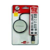 هاب ۴ پورت USB 2.0 مدل H842