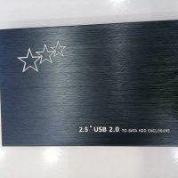 باکس هارد ۲٫۵ اینچ SATA-USB 2.0