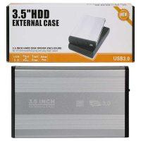 باکس هارد USB3.0 3.5 inch+آداپتور
