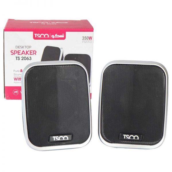 اسپیکر لپ تاپی TSCO-2063