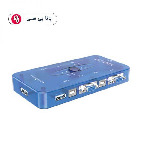 کی وی ام ۴ پورت اتوماتیک USB