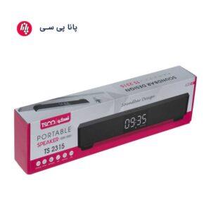 اسپیکر بلوتوث سیلور Tsco TS2315