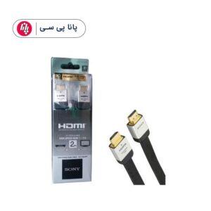کابل 2متری SONY HDMI 4K