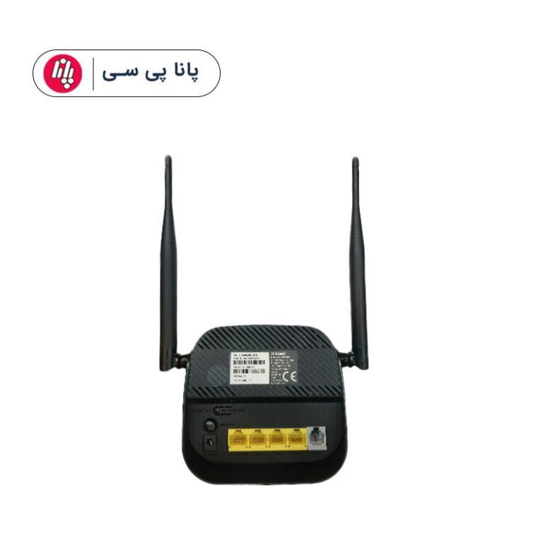 مودم روتر ADSL2 دی لینک مدل DSL-124 بی سیم