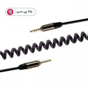 کابل صدا میکروفن دار فنری REMAX P-9