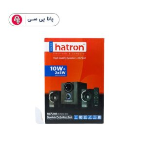 اسپیکر 3تیکه HATRON-HSP240