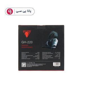 هدفون گیمینگ سیم دار Jedel-Gaming GH220