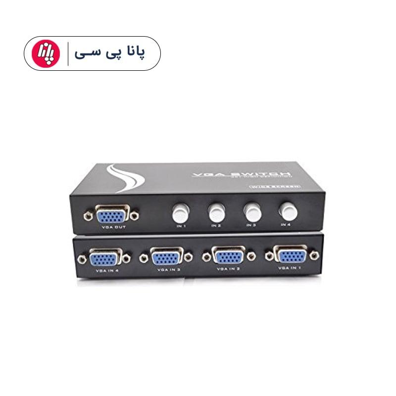 دیتا سوییچ 1 به 4 VGA