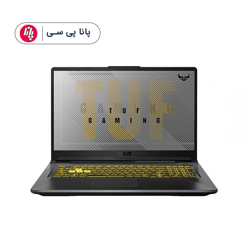لپتاپ ایسوس  FX506LI I5(10300H) 8 256SSD 4G