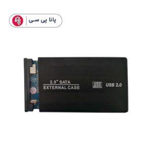 باکس هارد فلزی 2.5 USB2