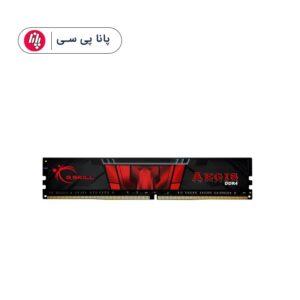حافظه رم دسکتاپ G.SKILL 16GB DDR4 3200Mhz AEGIS