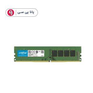 حافظه رم دسکتاپ CRUCIAL 8GB DDR4 2666Mhz