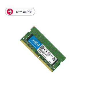 حافظه رم دسکتاپ CRUCIAL 4GB DDR4 2666Mhz