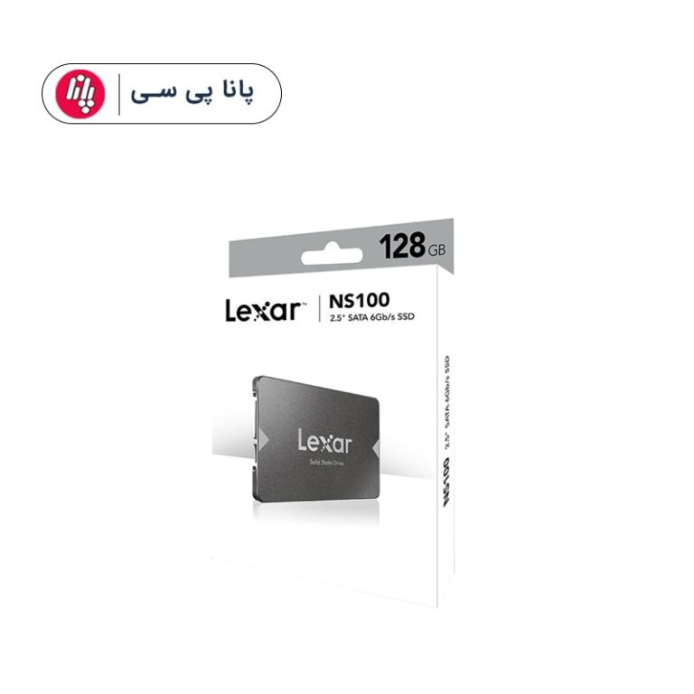 حافظه SSD لکسار مدل LEXAR NS100 256GB
