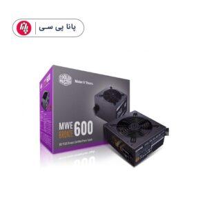 پاور کامپیوتر COOLERMASTER MWE BRONZE 600-V2