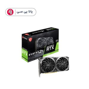 کارت گرافیک MSI GEFORCE RTX 3060 VENTUS 2X 12G OC
