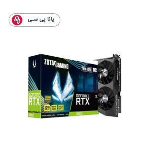 کارت گرافیک ZOTAC GAMING GEFORCE RTX 3060 TWIN EDGE OC 12GB