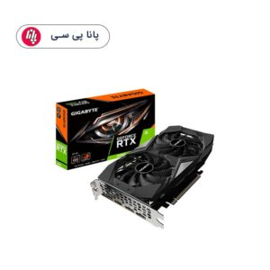 کارت گرافیک GIGABYTE GEFORCE RTX2060 OC 6G