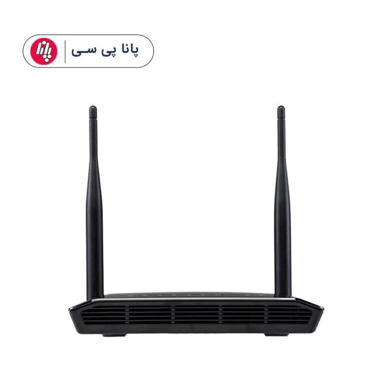 مودم و روتر بی سیم +ADSL2 مدل D-Link N300 DSL-2740U